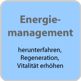 Mentaltraining Energiemanagement
